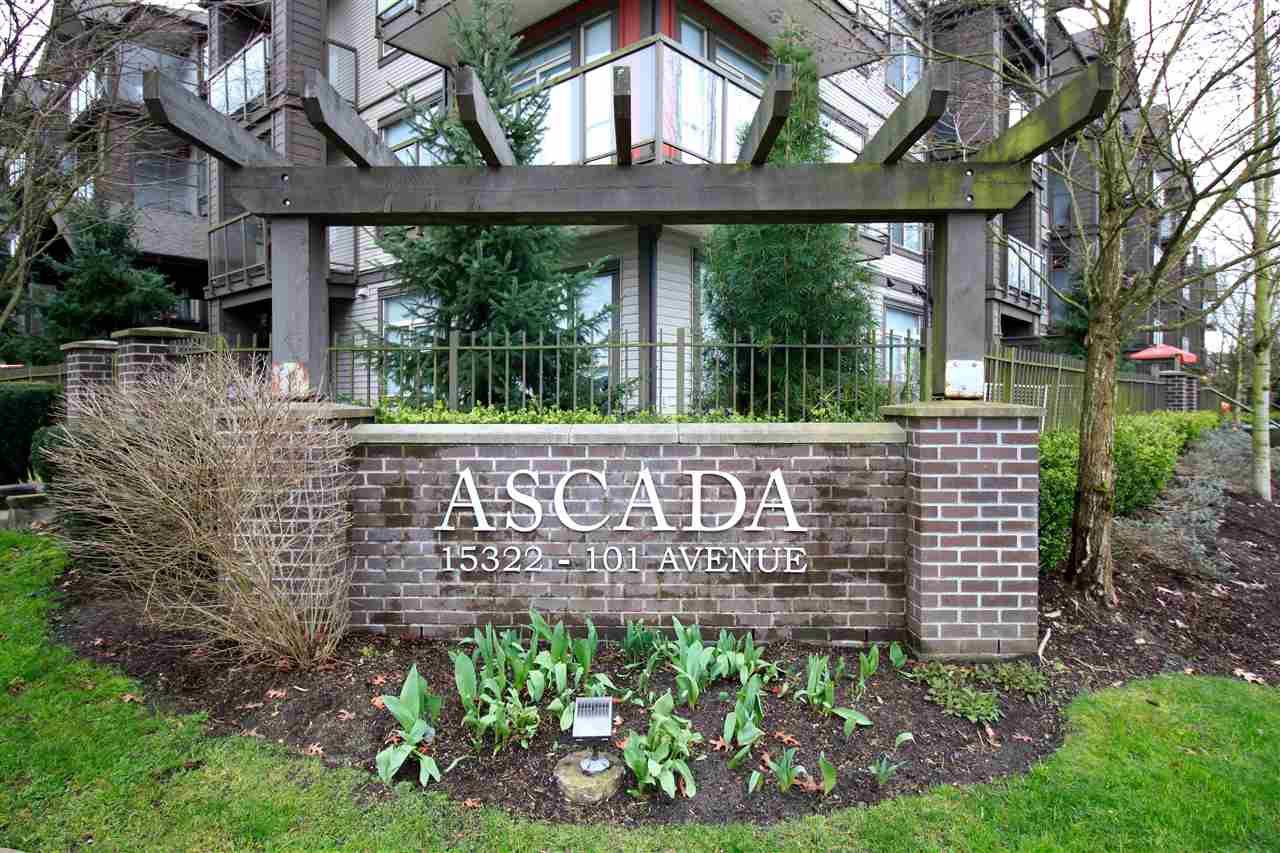 Main Photo: 403 15322 101 Avenue in Surrey: Guildford Condo for sale (North Surrey)  : MLS®# R2048002