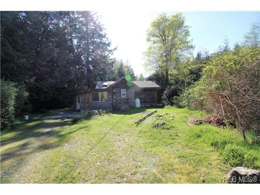 Main Photo: 2622 Sunnybrae Rd in SHIRLEY: Sk Sheringham Pnt Single Family Detached for sale (Sooke)  : MLS®# 730263