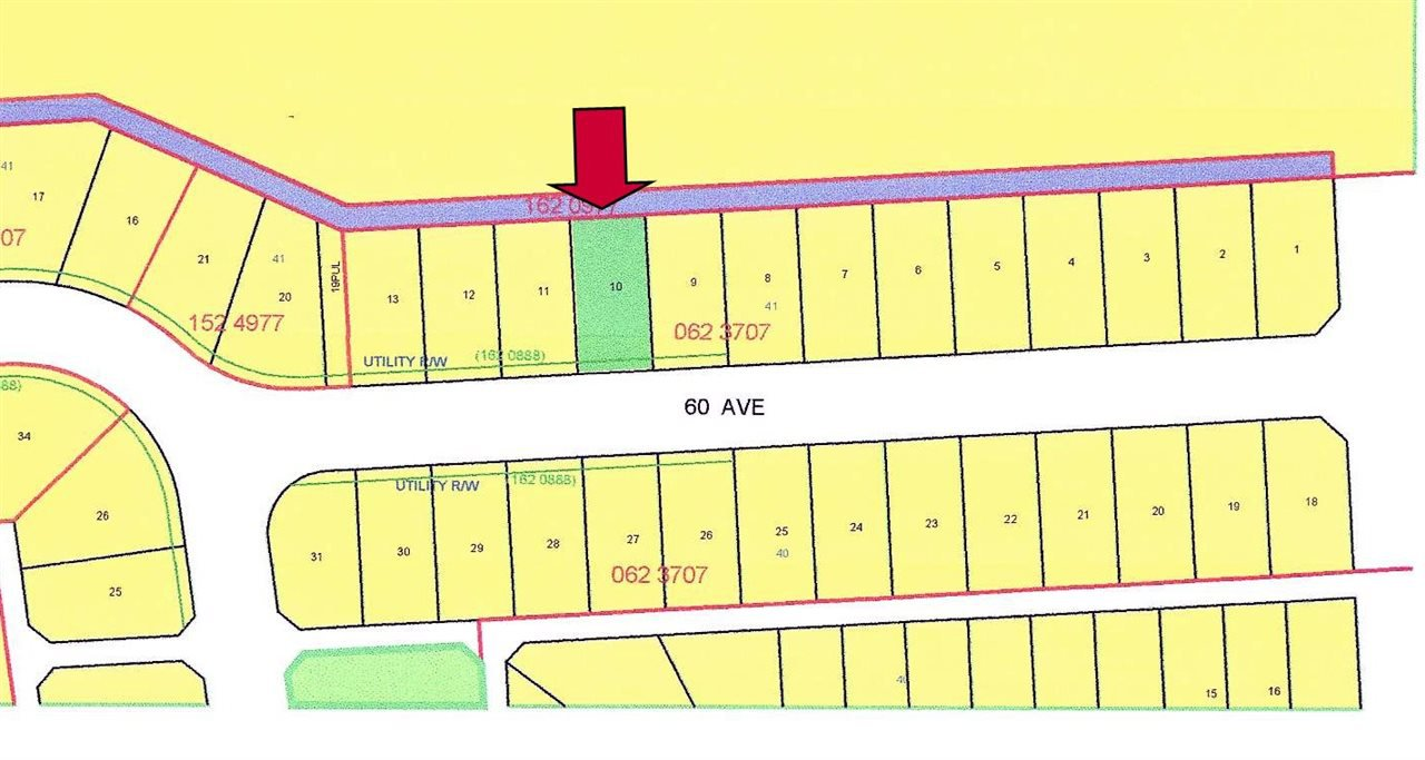 Main Photo: 5138 60 Avenue: Elk Point Vacant Lot for sale : MLS®# E4024128