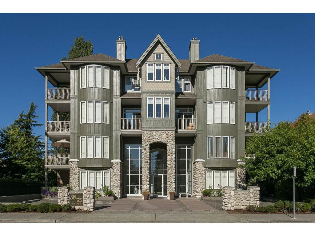 """Main Photo: 206 5475 201 Street in Langley: Langley City Condo for sale in """"Heritage Park"""" : MLS®# R2102149"""
