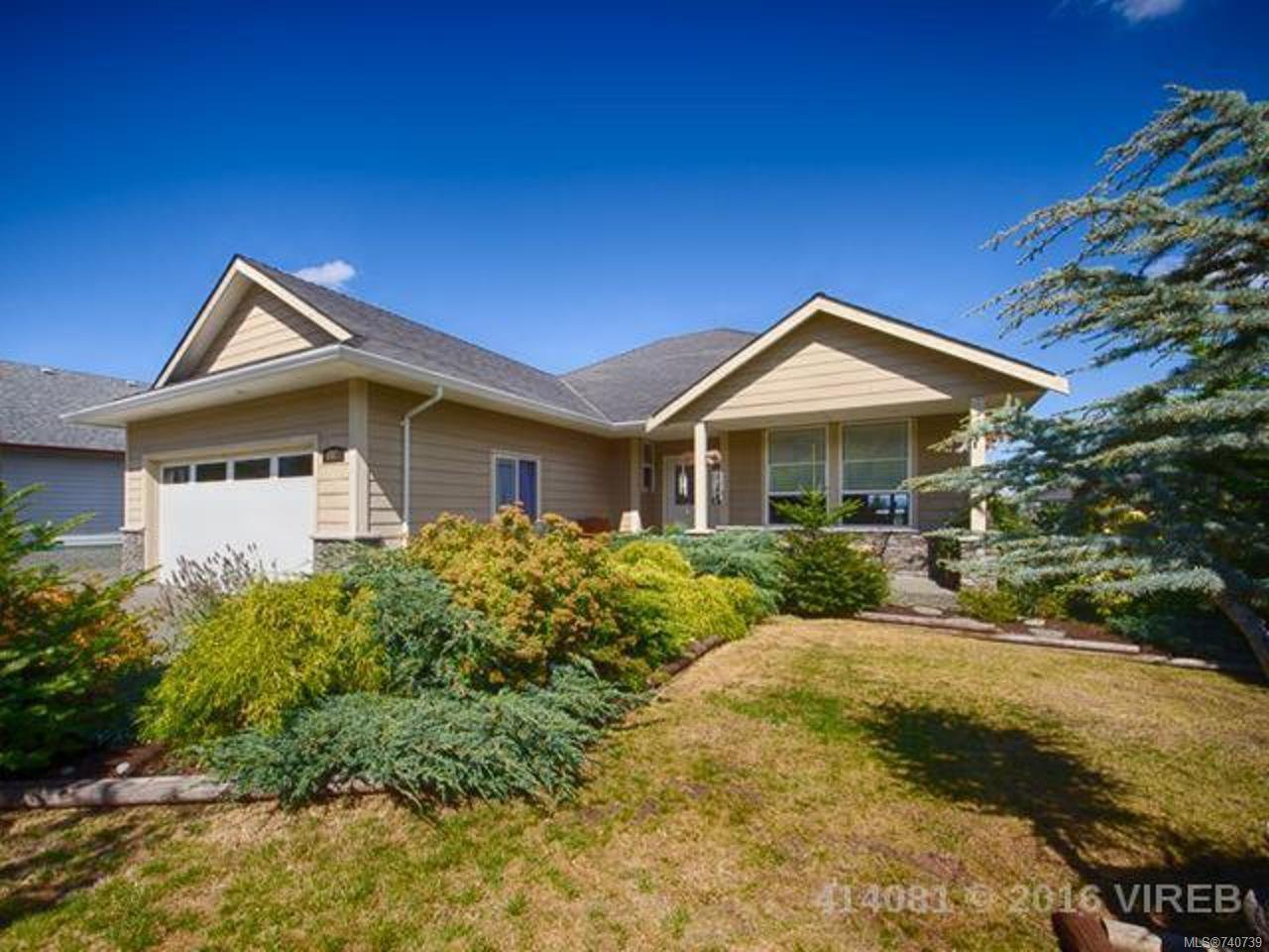 Main Photo: 632 Nelson Rd in CAMPBELL RIVER: CR Willow Point House for sale (Campbell River)  : MLS®# 740739