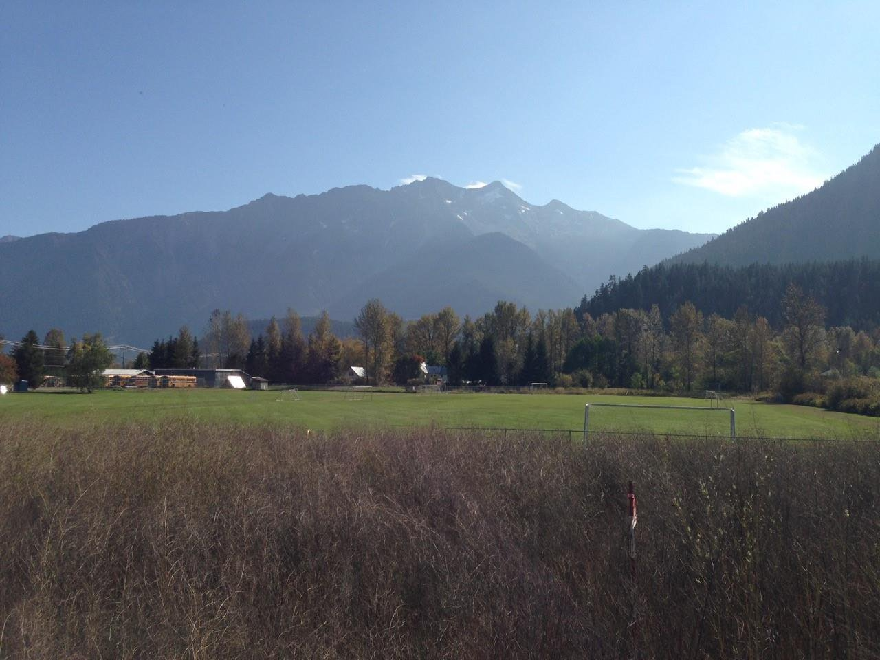 Main Photo: Lot A 7581 TAYLOR Road: Pemberton Land for sale : MLS®# R2113291