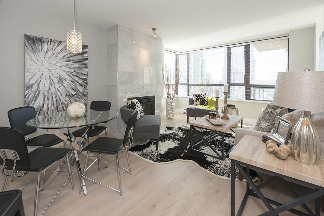 """Main Photo: 602 1003 PACIFIC Street in Vancouver: West End VW Condo for sale in """"Seastar"""" (Vancouver West)  : MLS®# R2126168"""