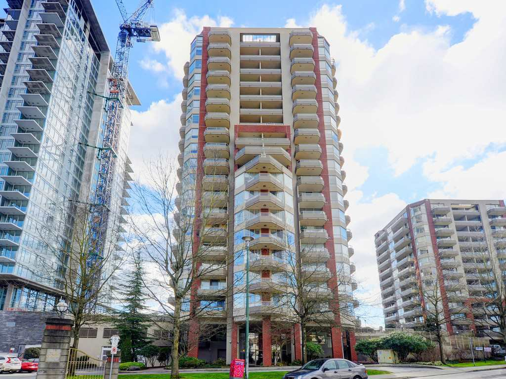 "Main Photo: 1201 738 FARROW Street in Coquitlam: Coquitlam West Condo for sale in ""Victoria"" : MLS®# R2152106"