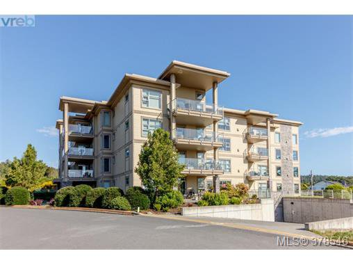 Main Photo: 108 3223 Selleck Way in VICTORIA: Co Lagoon Condo Apartment for sale (Colwood)  : MLS®# 760118