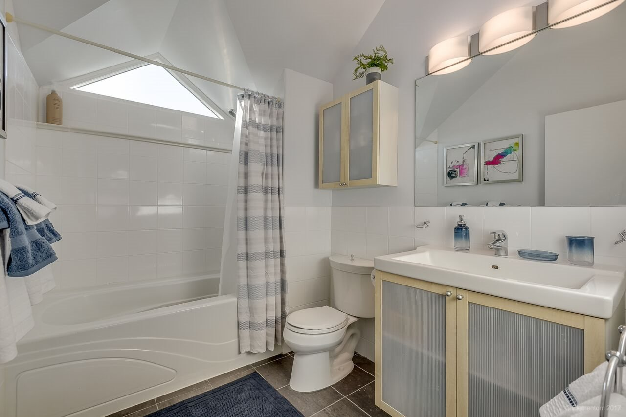 Photo 15: Photos: 40 W 14TH Avenue in Vancouver: Mount Pleasant VW Townhouse for sale (Vancouver West)  : MLS®# R2202470