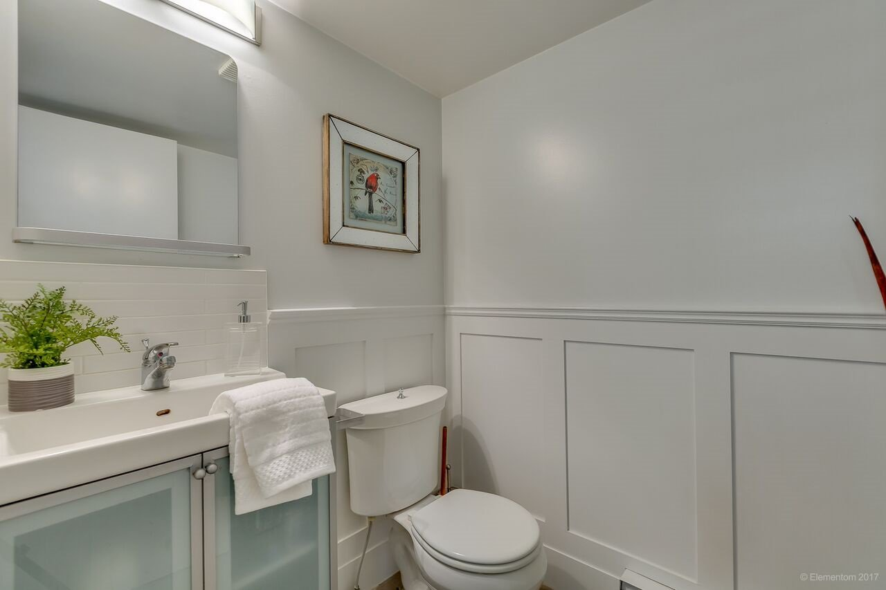 Photo 10: Photos: 40 W 14TH Avenue in Vancouver: Mount Pleasant VW Townhouse for sale (Vancouver West)  : MLS®# R2202470