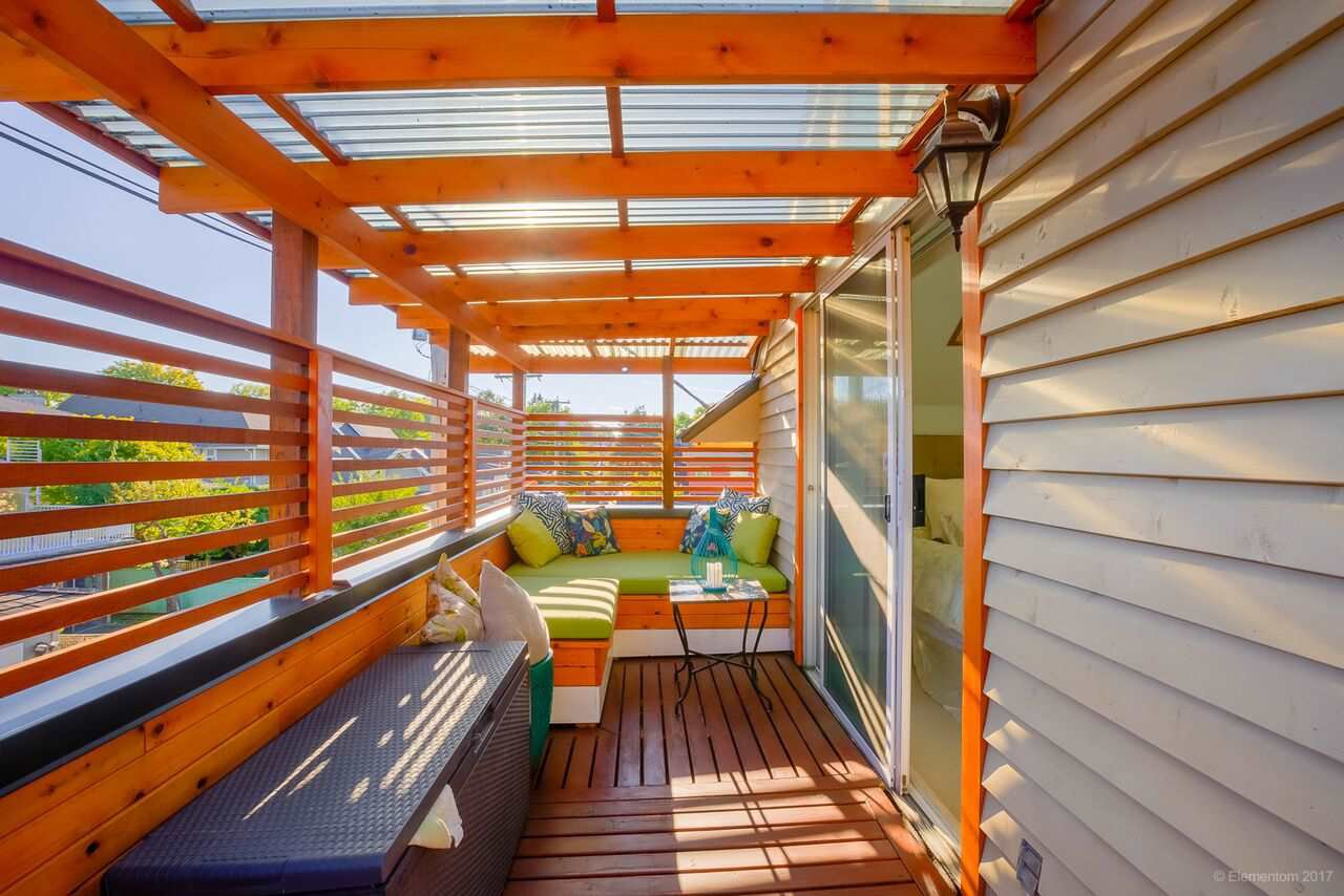 Photo 18: Photos: 40 W 14TH Avenue in Vancouver: Mount Pleasant VW Townhouse for sale (Vancouver West)  : MLS®# R2202470