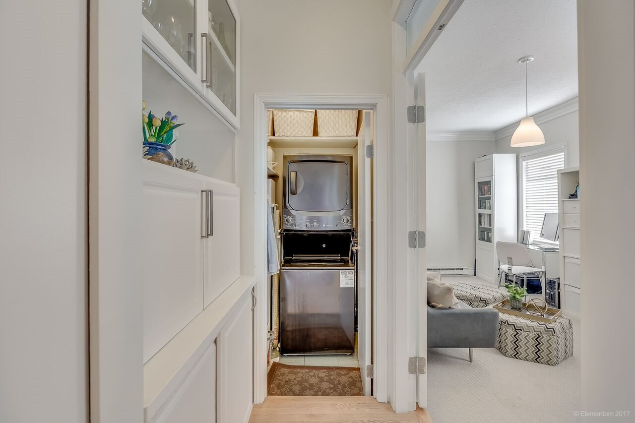 Photo 13: Photos: 40 W 14TH Avenue in Vancouver: Mount Pleasant VW Townhouse for sale (Vancouver West)  : MLS®# R2202470