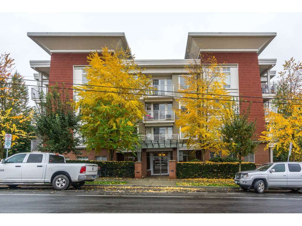 Main Photo: 113 12283 224TH Street in Maple Ridge: West Central Condo for sale : MLS®# R2217210