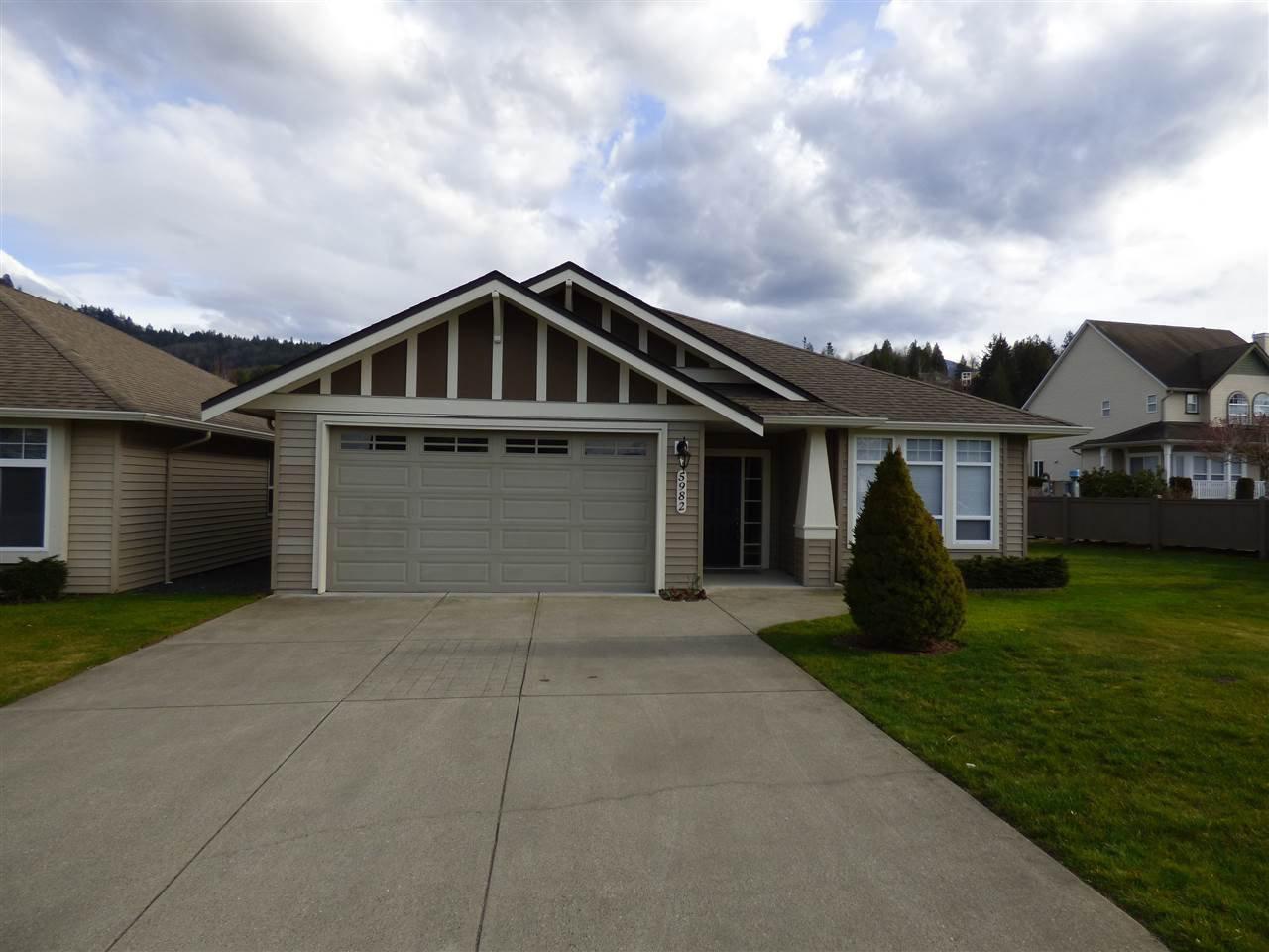 "Main Photo: 5982 HUNTER CREEK Drive in Chilliwack: Sardis East Vedder Rd House for sale in ""STONEY CREEK"" (Sardis)  : MLS®# R2248401"