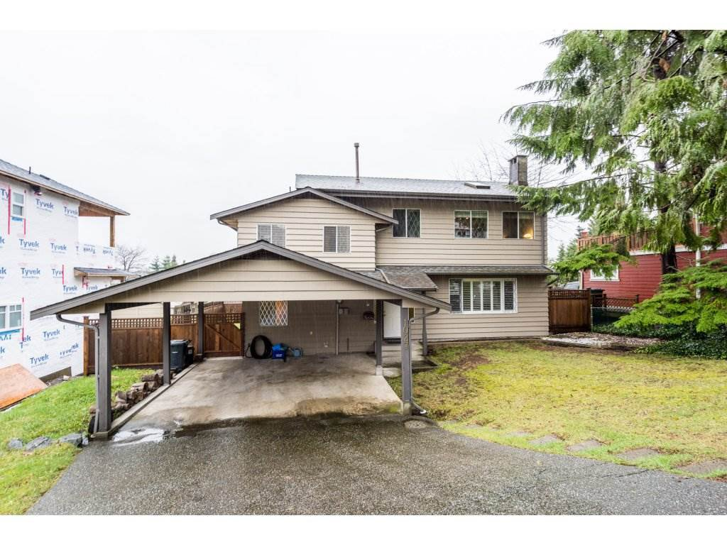 "Main Photo: 1027 SADDLE Street in Coquitlam: Ranch Park House for sale in ""RANCH PARK"" : MLS®# R2250981"