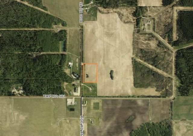 Main Photo: Twp Rd 501/ Rge Rd 85: Rural Brazeau County Rural Land/Vacant Lot for sale : MLS®# E4104632