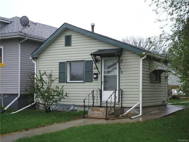 Main Photo: 568 Prosper Street in Winnipeg: Norwood Residential for sale (2B)  : MLS®# 1813059