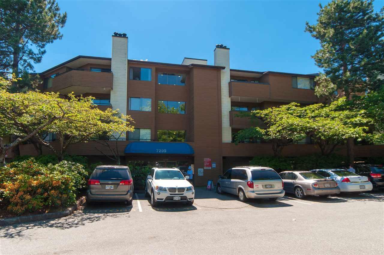 """Main Photo: 214 7295 MOFFATT Road in Richmond: Brighouse South Condo for sale in """"DORCHESTER CIRCLE"""" : MLS®# R2279099"""