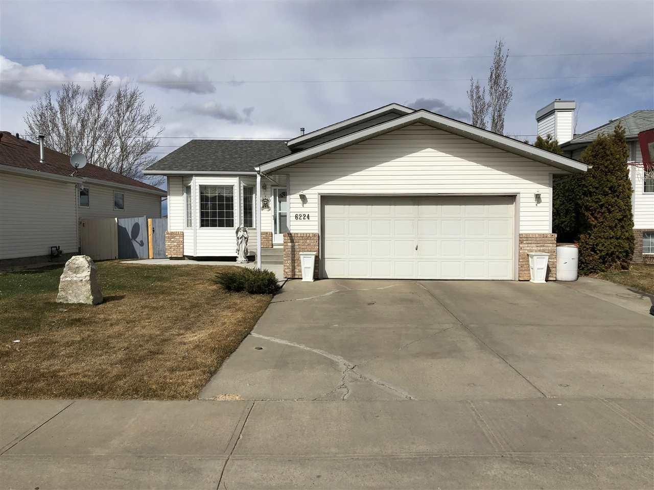 Main Photo: 6224 162B Avenue in Edmonton: Zone 03 House for sale : MLS®# E4153631