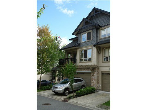 Main Photo: 22 1362 PURCELL Drive in Coquitlam: Home for sale : MLS®# V1043197
