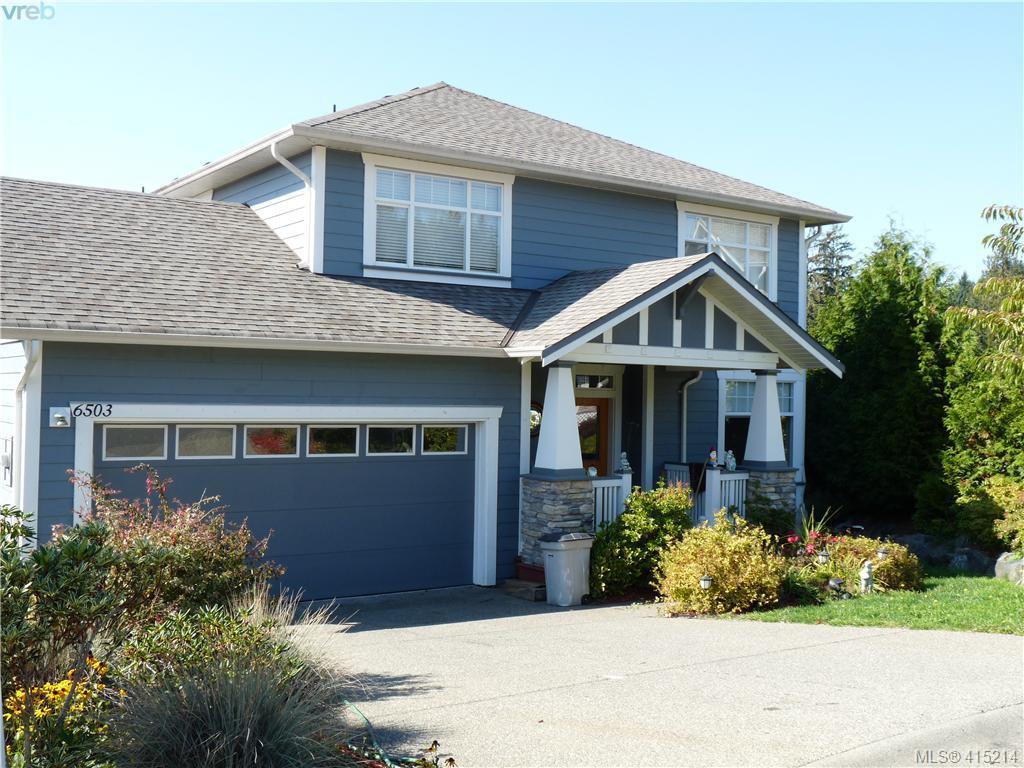 Main Photo: 6503 Beechwood Place in SOOKE: Sk Sunriver Single Family Detached for sale (Sooke)  : MLS®# 415214