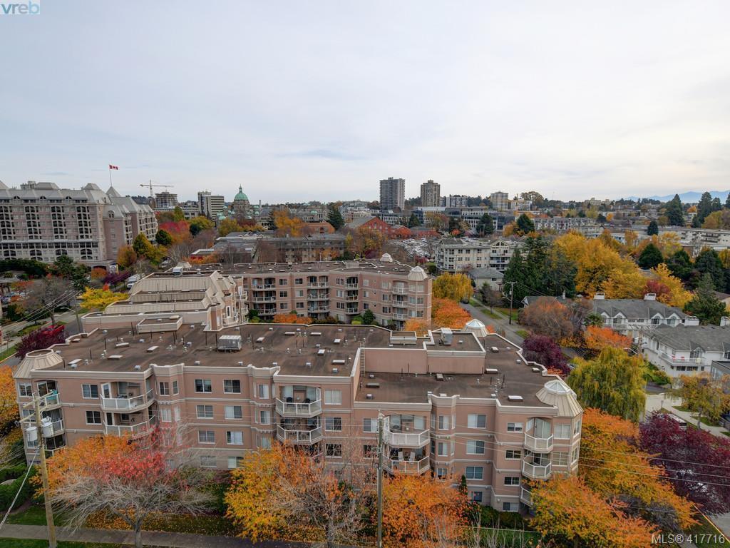 Main Photo: 1002 500 Oswego Street in VICTORIA: Vi James Bay Condo Apartment for sale (Victoria)  : MLS®# 417716