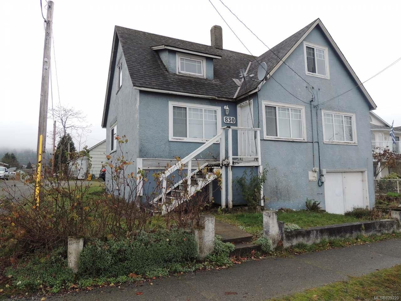 Main Photo: 830 4th Ave in LADYSMITH: Du Ladysmith Single Family Detached for sale (Duncan)  : MLS®# 829220