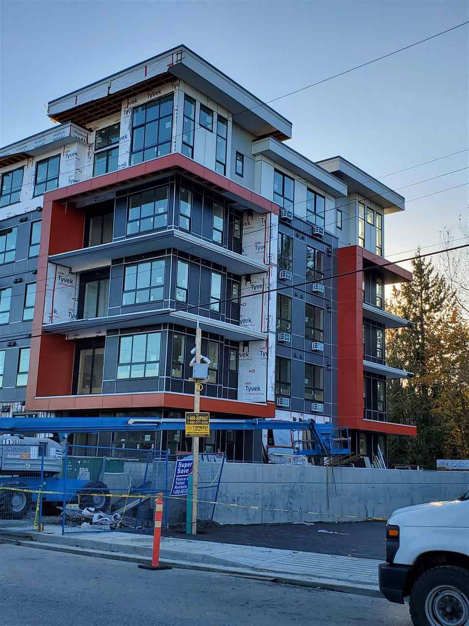 """Main Photo: 201 5485 BRYDON Crescent in Surrey: Langley City Condo for sale in """"THE WESLEY"""" (Langley)  : MLS®# R2424106"""