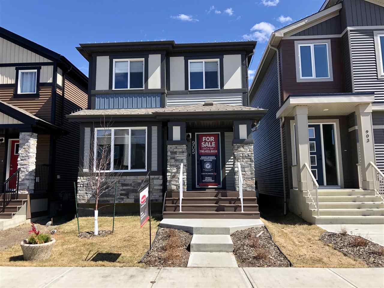Main Photo: 905 BERG Place: Leduc House for sale : MLS®# E4193466