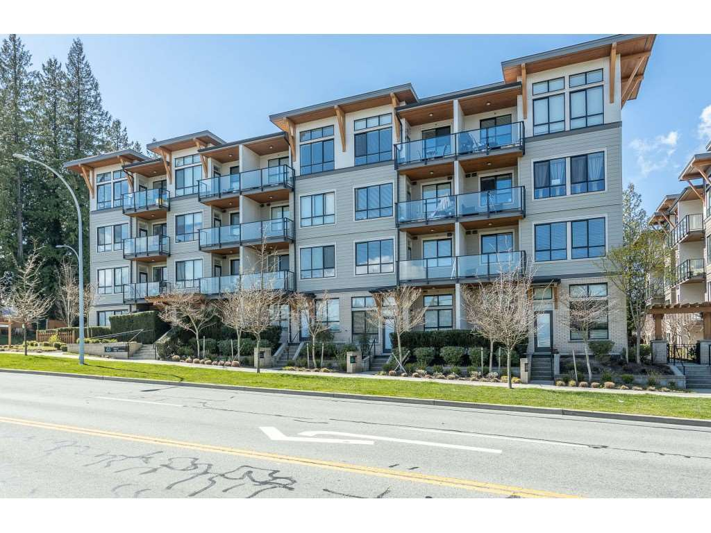 "Main Photo: 105 10455 154 Street in Surrey: Guildford Condo for sale in ""G3 RESIDENCES"" (North Surrey)  : MLS®# R2449572"