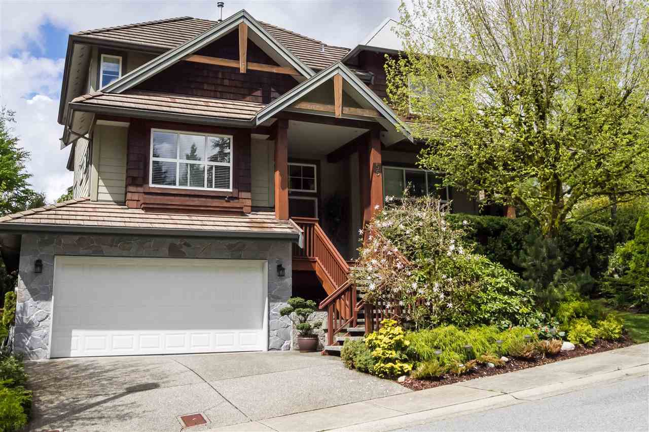 Main Photo: 55 ASHWOOD Drive in Port Moody: Heritage Woods PM House for sale : MLS®# R2451556