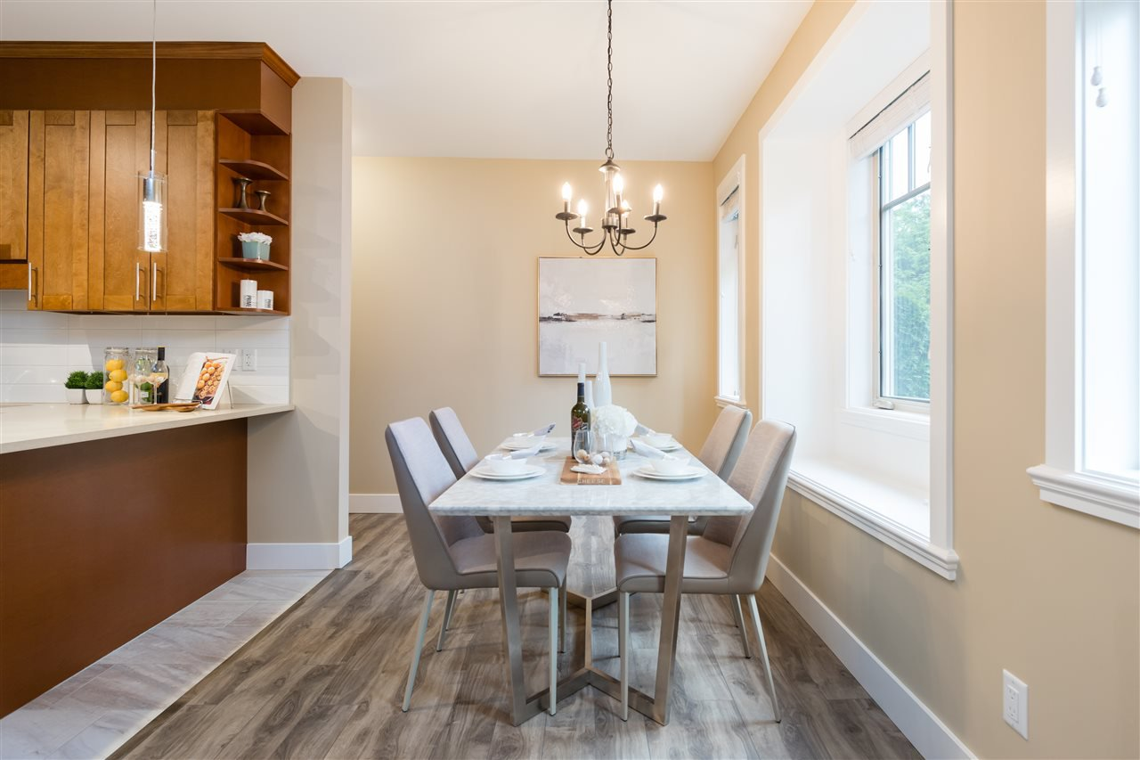 """Photo 7: Photos: 9 8091 NO. 2 Road in Richmond: Lackner Townhouse for sale in """"KINGFISHER PARK"""" : MLS®# R2456674"""