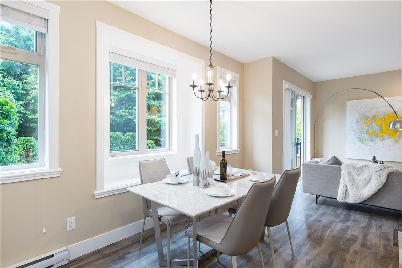 """Photo 6: Photos: 9 8091 NO. 2 Road in Richmond: Lackner Townhouse for sale in """"KINGFISHER PARK"""" : MLS®# R2456674"""