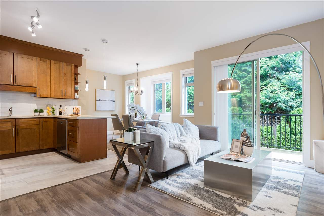 """Main Photo: 9 8091 NO. 2 Road in Richmond: Lackner Townhouse for sale in """"KINGFISHER PARK"""" : MLS®# R2456674"""