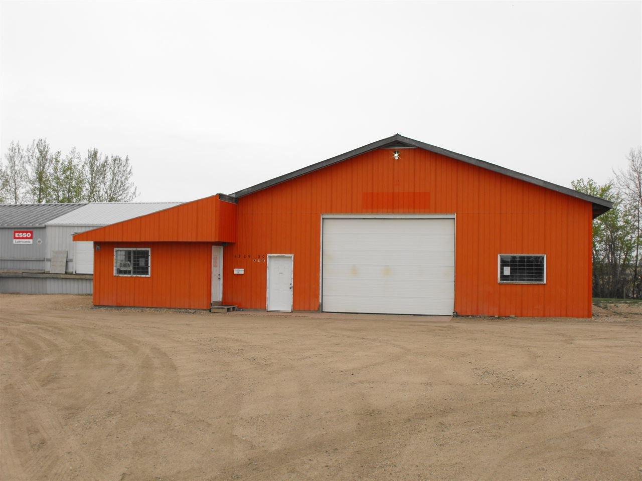 Main Photo: 4301 4309 50 Avenue: Elk Point Industrial for sale : MLS®# E4198446