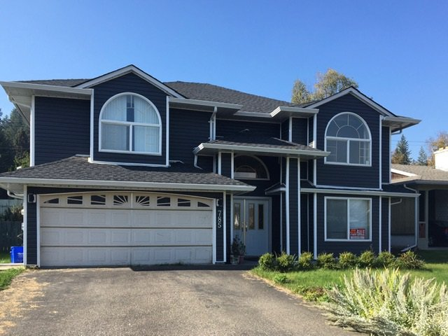 Photo 1: Photos: 785 FUNN Street in Quesnel: Quesnel - Town House for sale (Quesnel (Zone 28))  : MLS®# R2504741