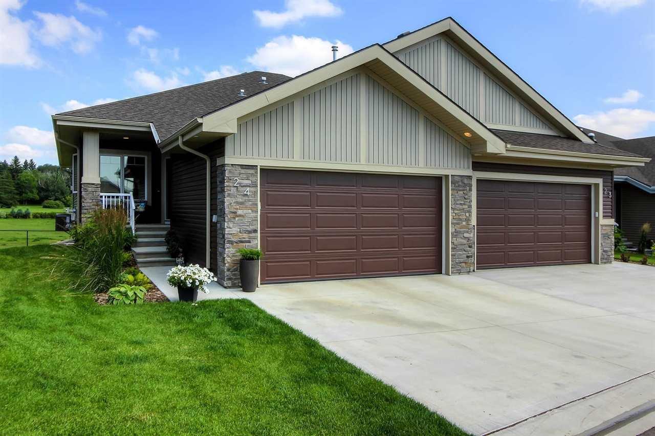 Main Photo: 24 50 Legacy Terrace: St. Albert House Half Duplex for sale : MLS®# E4217228