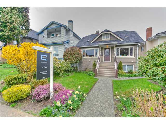 Main Photo: 3691 W 38TH Avenue in Vancouver: Dunbar House for sale (Vancouver West)  : MLS®# V914731