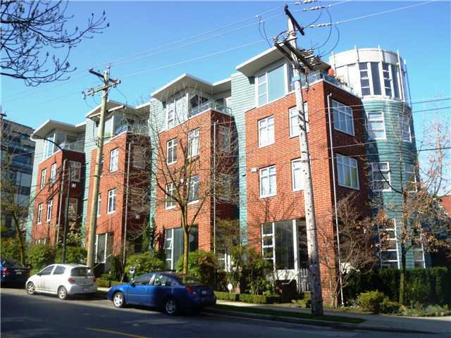 Photo 12: Photos: 2325 ASH ST in Vancouver: Fairview VW Condo for sale (Vancouver West)  : MLS®# V1021388