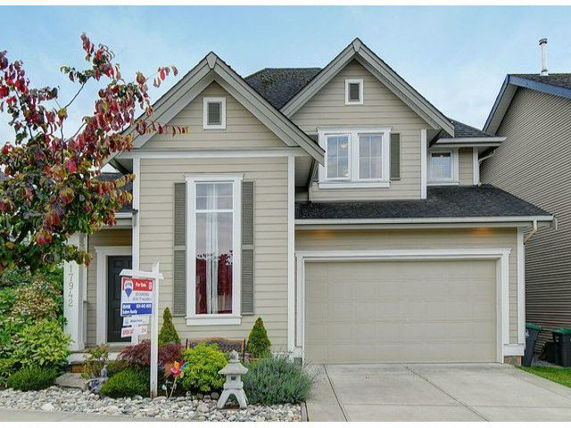 "Main Photo: 17942 70TH Avenue in Surrey: Cloverdale BC House for sale in ""Provinceton"" (Cloverdale)  : MLS®# F1325703"