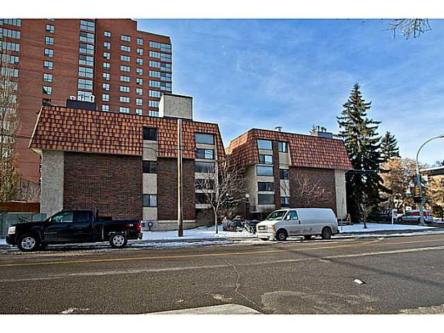Main Photo: 202 305 25 Avenue SW in CALGARY: Mission Condo for sale (Calgary)  : MLS®# C3593124