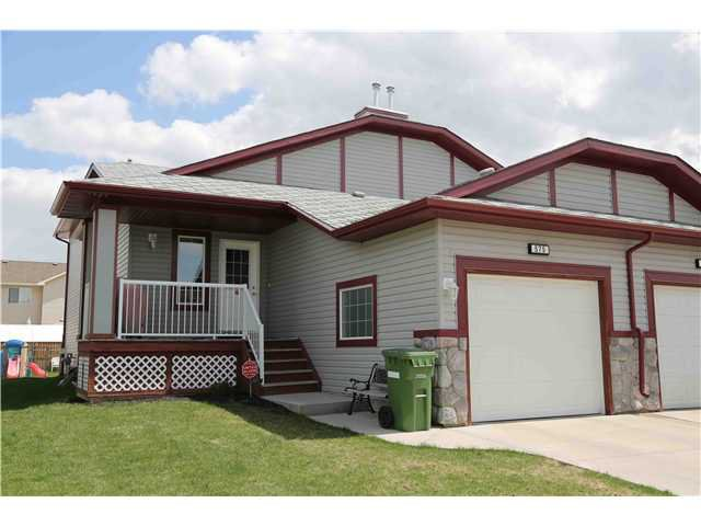 Main Photo: 575 STONEGATE Way NW: Airdrie Residential Attached for sale : MLS®# C3617598