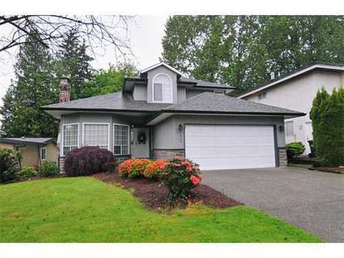 Main Photo: 3905 ROBIN Place in Port Coquitlam: Oxford Heights Home for sale ()  : MLS®# V892202