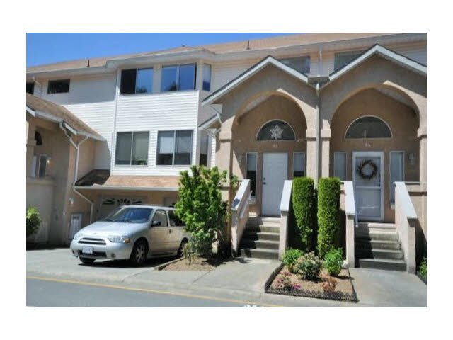 "Main Photo: 65 32339 7 Avenue in Mission: Mission BC Townhouse for sale in ""Cedarbrooke Estates"" : MLS®# F1450664"