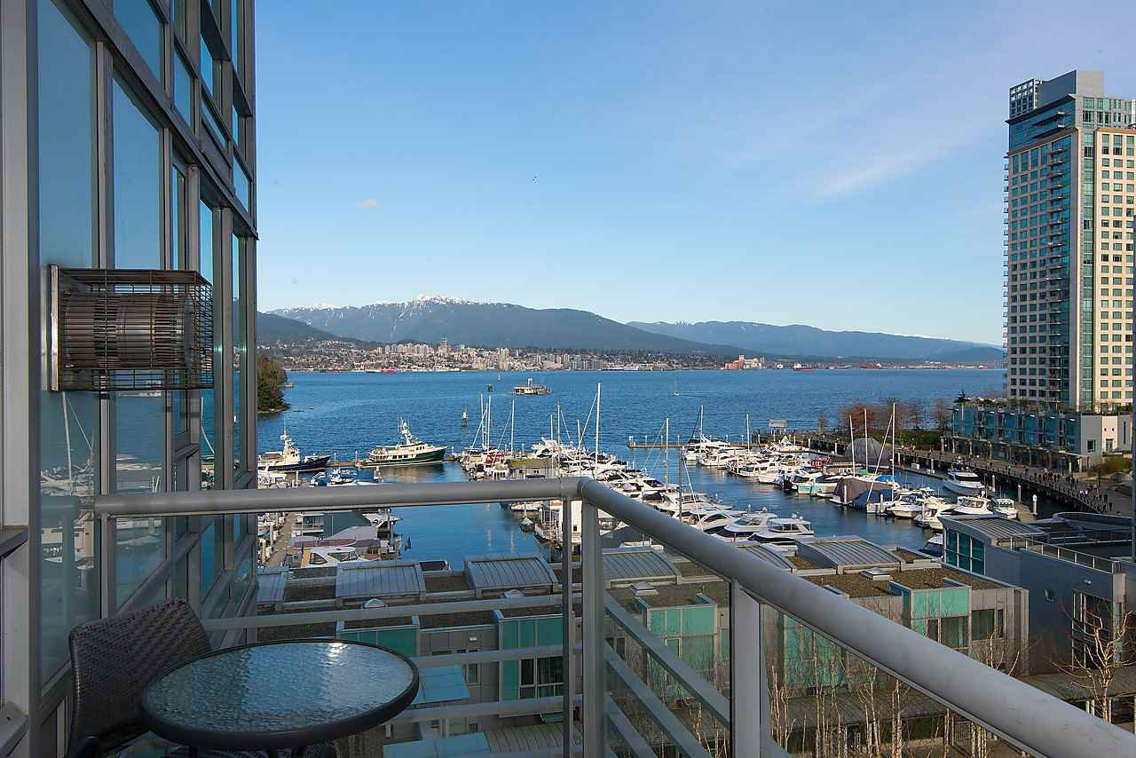 "Photo 20: Photos: 803 590 NICOLA Street in Vancouver: Coal Harbour Condo for sale in ""CASCINA"" (Vancouver West)  : MLS®# R2045601"