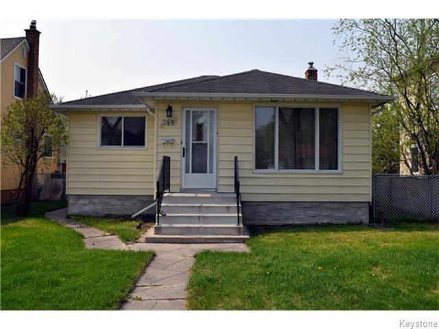 Main Photo: 384 Enniskillen Avenue in Winnipeg: West Kildonan / Garden City Residential for sale (North West Winnipeg)  : MLS®# 1611697