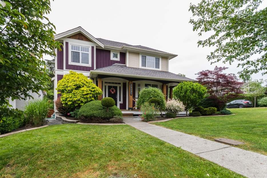 "Main Photo: 24095 MCCLURE Drive in Maple Ridge: Albion House for sale in ""MAPLE CREST"" : MLS®# R2072604"