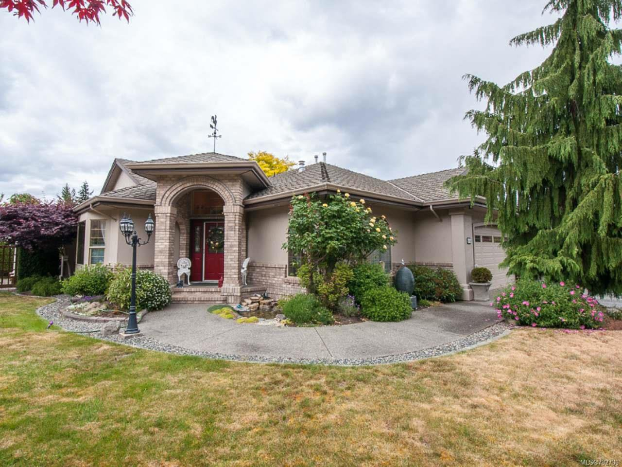 Main Photo: 574 JUNIPER DRIVE in QUALICUM BEACH: PQ Qualicum Beach House for sale (Parksville/Qualicum)  : MLS®# 732736