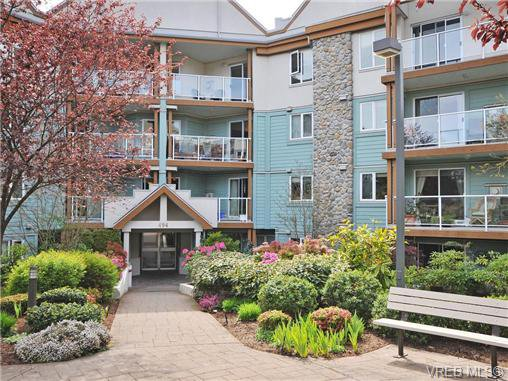 Main Photo: 110 494 Marsett Pl in VICTORIA: SW Royal Oak Condo for sale (Saanich West)  : MLS®# 737106