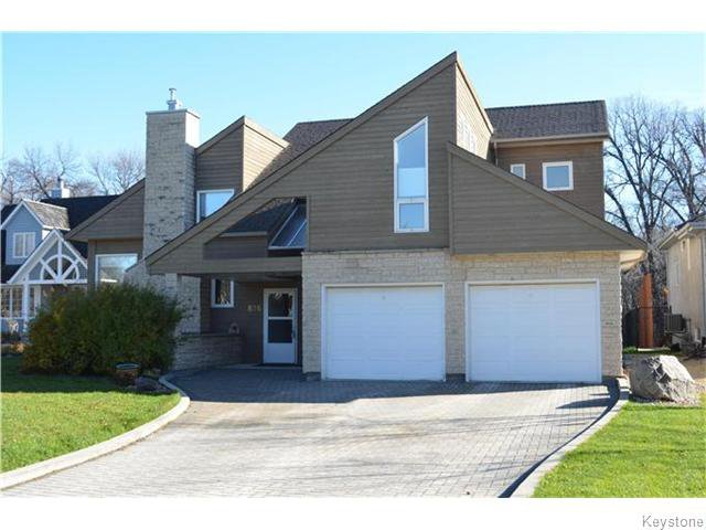 Main Photo: 826 Kilkenny Drive in Winnipeg: Fort Richmond Residential for sale (1K)  : MLS®# 1621110