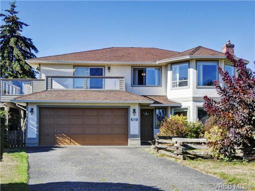 Main Photo: 2595 Wilcox Terr in VICTORIA: CS Tanner House for sale (Central Saanich)  : MLS®# 742349