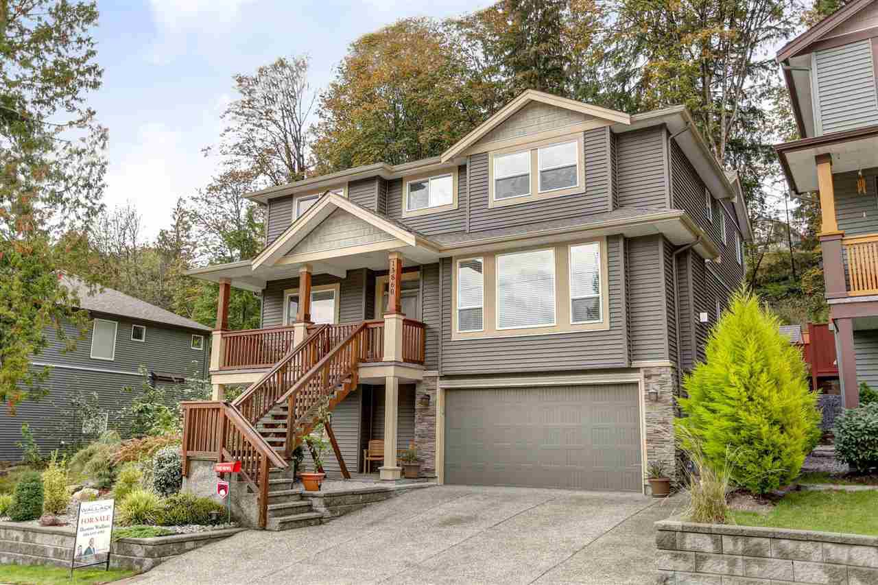 "Main Photo: 13860 232 Street in Maple Ridge: Silver Valley House for sale in ""SILVER VALLEY"" : MLS®# R2114415"