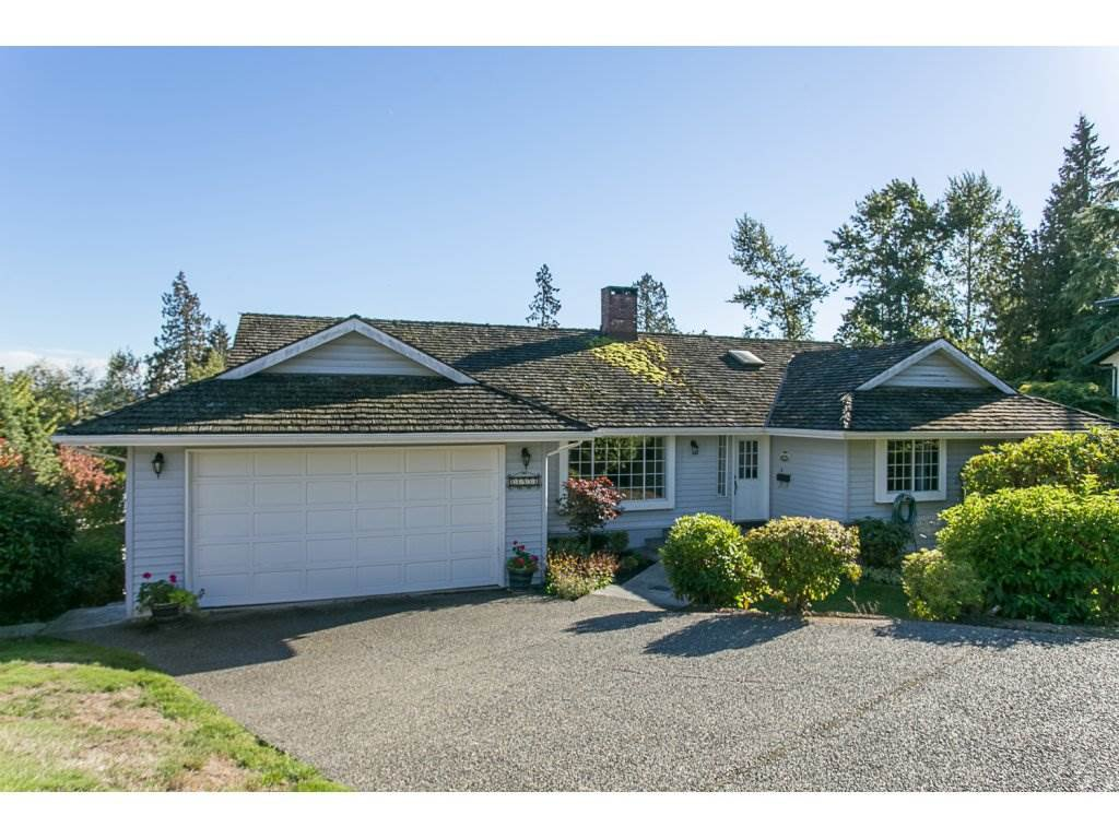 Main Photo: 12958 SOUTHRIDGE Drive in Surrey: Panorama Ridge House for sale : MLS®# R2114731